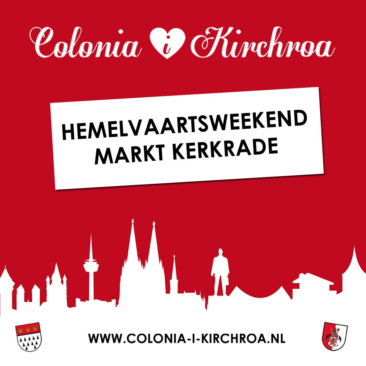 Colonia i Kirchroa hemelvaartsweekend